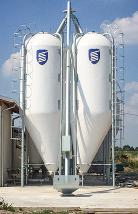 produzione silos monolitico
