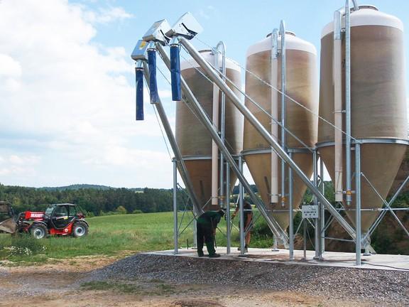produzione silos millennium tedesco