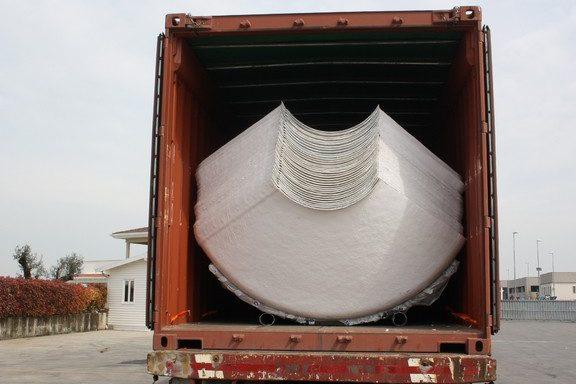 Trasporto silos verticali Slick